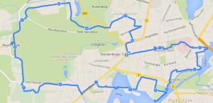 1. Nachtradtour